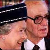 Sir Jimmy and the Queen